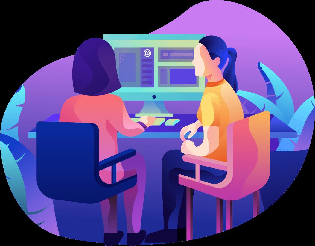 cr illustration computer
