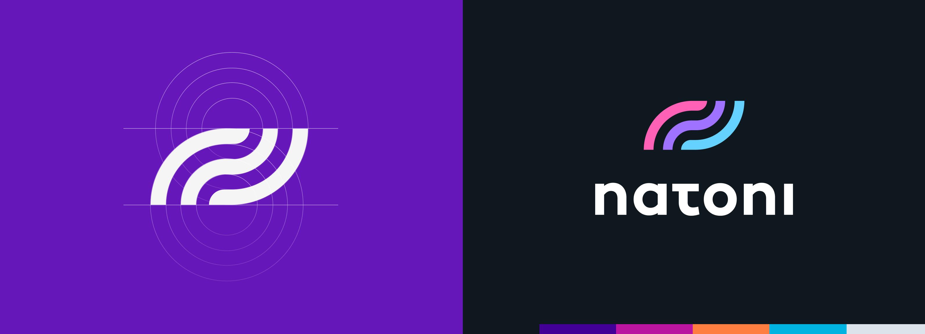 logo complete natoni